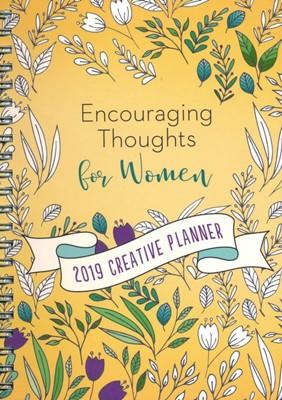 Agenda 2019 Encouraaging thoughts for women