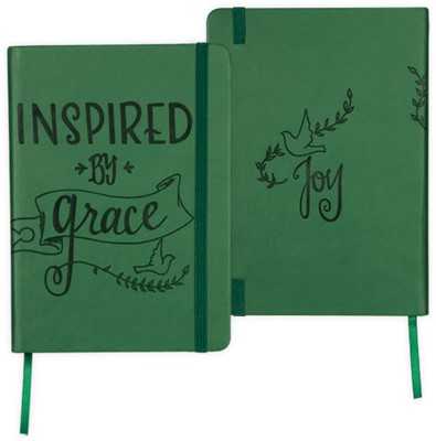 Bloco de notas Inspired by grace