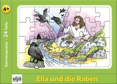 Puzzle Elias e os corvos