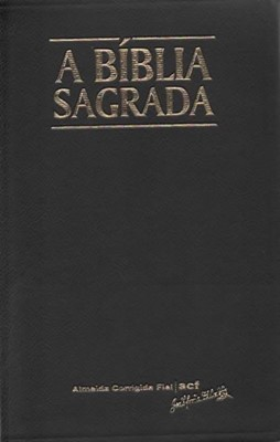 Bíblia Sagrada classic com letra grande