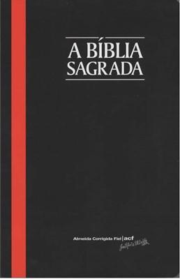 Bíblia Sagrada ACF edição fina e letra grande