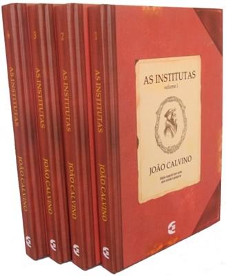As Institutas (4 volumes)