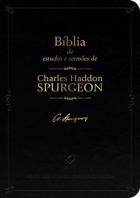 Bíblia de estudos e sermões de Charles Hadon Spurgeon