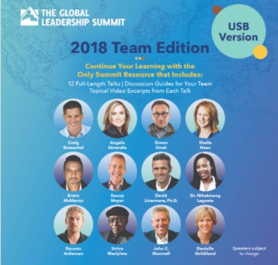 The Global Leadership Summit 2018 Team Edition USB