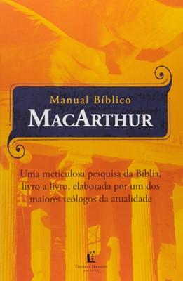 Manual bíblico MacArthur