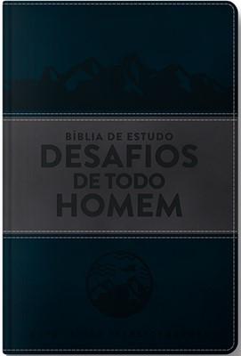 Bíblia de estudo desafios de todo homem