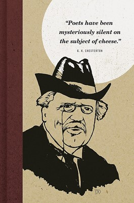 Bloco de notas G. K. Chesterton