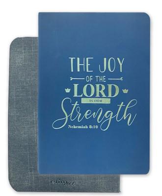 Bloco de notas Joy of the Lord