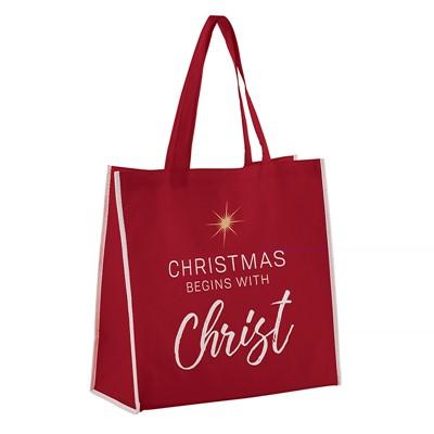 Saco Christmas Begins with Christ