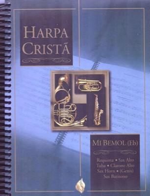 Harpa Cristã Mi Bemol (Eb)