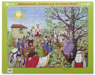 Puzzle 36 peças