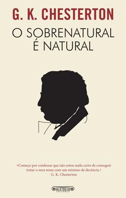 O sobrenatural é natural