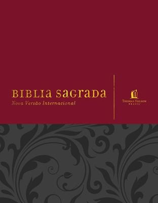 Bíblia Sagrada NVI com espaço para anotações