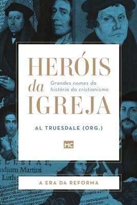 Heróis da Igreja: box com 5 volumes