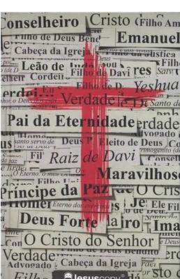 "Bíblia Sagrada Jesuscopy ""Cruz"""