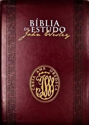 Bíblia de estudo John Wesley