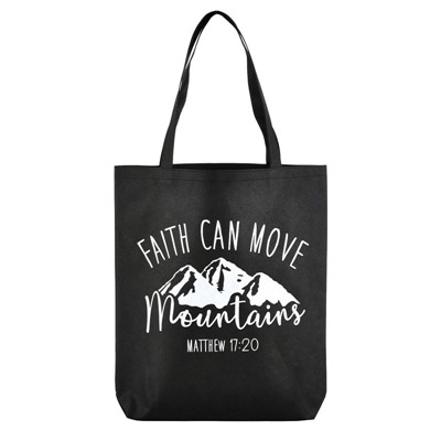 Saco Faith can move mountains
