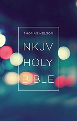 Holy Bible NKJV [Softcover]