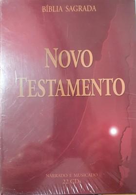 Novo Testamento narrado e musicado [CD]