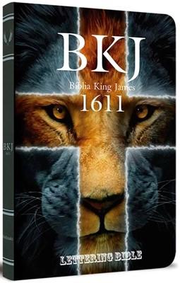 Bíblia King James 1611 ultra fina