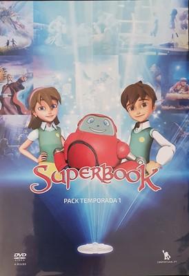 Superbook Pack 4 [DVD]