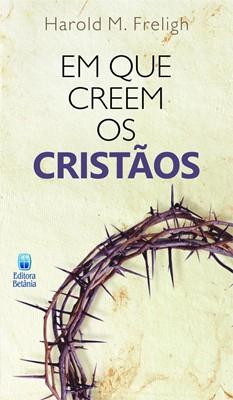 Em que creemos cristãos