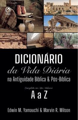 Dicionário da vida diária na antiguidade e bíblica pós-bíblica