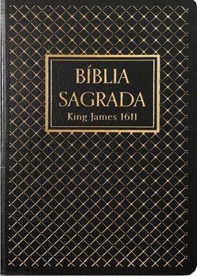 Bíblia King James 1611 Slim
