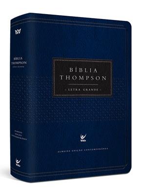 Bíblia Thompson com letra grande