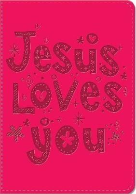 Bloco de notas Jesus Loves You