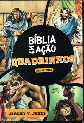 Biblia em ação Quadrinhos | Devocional |