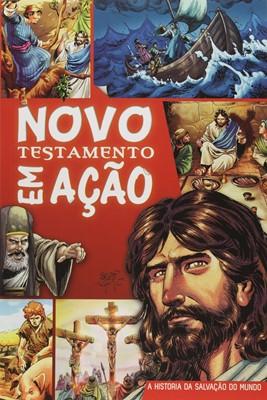 Bíblia em ação | Novo Testamento |