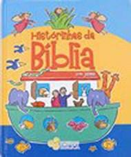 Histórinhas da Bíblia com janelas