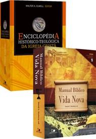 Enciclopédia histórico-teológica da Igreja Cristã e Manual bíblico Vida Nova