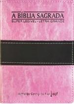 Bíblia média super legível - letra grande