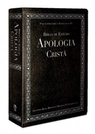 Bíblia de estudo Apologia Cristã