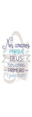 Marcador 1 João 4:19