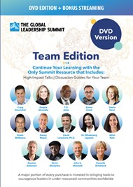 The Global Leadership Summit 2018 Team Edition DVD + Bonus Streaming