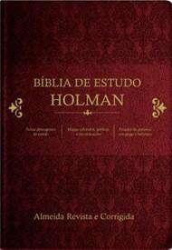 Bíblia de estudo Holman