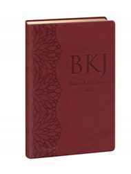 Bíblia King James 1611 com letra gigante
