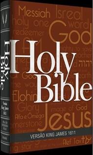 Bíblia King James Fiel 1611 com concordância e Pilcrows