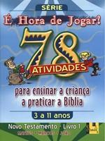 Hora De Jogar - NT - 78 Atividades