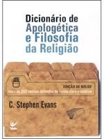 Dicionario De Apologetica E Filosofia Da Religiao - Bolso