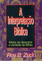 A interpretação bíblica