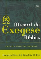 Manual de Exegese Bíblica