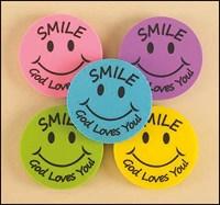 Borracha Smile God Loves You