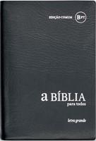Bíblia para Todos - Letra Grande capa vinil