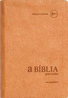 Bíblia para Todos com concordância - BPTc52C Creme