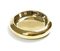 Aplique do pão - cor dourada (para aplicar no base de copos)