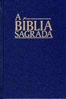 Bíblia Capa Dura Cor Azul